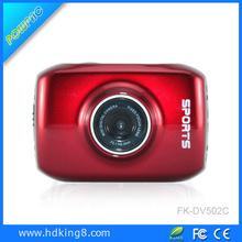 HD 720P Mini DV Helmet Video Cam Waterproof Action Sports shot Camera