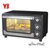 110V to 240V 23L bake cake toaster oven for home use