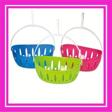 Cute design plastic basket