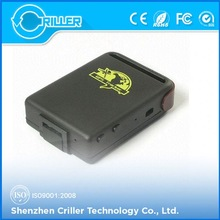 Professional manufacturer pet and personal vehicle fleet management TK-102 autocycle gps tracker