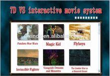 Hydraulic&electric system cinema 5d