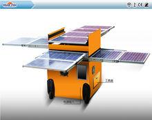 Protable 2000W solar power system/ 2000W multifunctional Mobile Trolley Solar Power /2014New portable solar power 2000W system