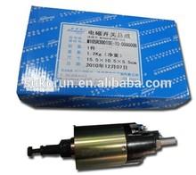 solenoid starter motor M105R3001SE-10-000000B