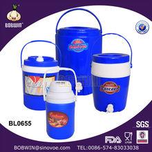 4 pcs set plastic beverage or Wine or Water Drink Cooler Jug
