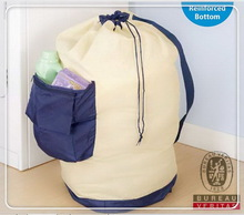 New bottom price hot sale wash and fold laundry bags