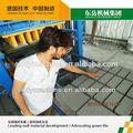 Concreto celular leve máquina do bloco de qt4-15 dongyue grupo de máquinas
