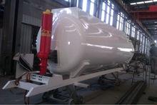 12,000L vacuum tank mild steel material with pneumatic control valve