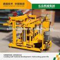 Dongyue bloc faisant la machine à pâte qt40-3a machinery group
