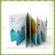 Custom Cardboard Children Book Printing/Children Coloring Book Printing