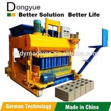 coal brick press machine qtm6-25 dongyue machinery group