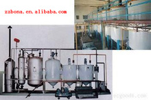 2015 Good Quality complete edible oil production line