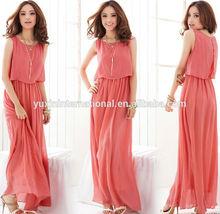 Long maxi dress,sexy summer beach dress for women GC001