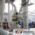 Alta eficiencia fresadora lubricación con gran capacidad