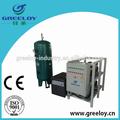 hp 20 eléctrica libre de aceite del compresor de aire para chorro de arena