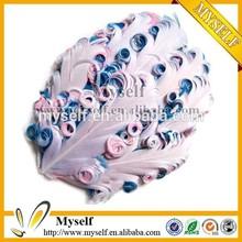 Three Colors Feather Headbands