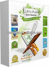 Latest 4GB tajweed quran read pen,word by word, PQ15