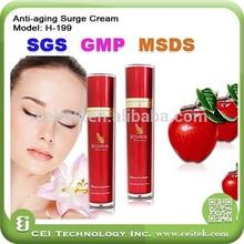 Venta al por mayor mejor hidratante anti- las arrugas y crema anti- edad, anti- envejecimiento crema contra sobretensiones