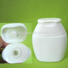 40mlไข่มินินุ่มบีบพลาสติกขวดน้ำเพิ่มซิลิโคนที