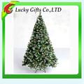 vendita calda decorazione albero di natale artificiale del pvc