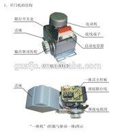 Guangzhou gate motor supplier, automatic steel gates, remote gate operator,
