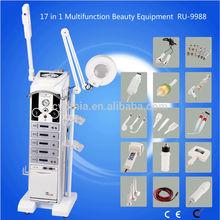 CE Approved RU-9988 Multifuncion Facial Machine 17 in 1