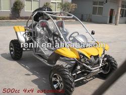 500cc EEC road legal street legal 4x4 sport buggy/go kart/atv/quad/golf/segway/quadricycle