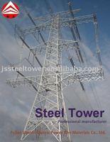 500KV Power Transmission Steel Tower