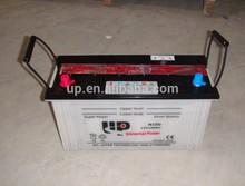 Hot sell 12v 100ah dry charged car battery JIS N100 battery