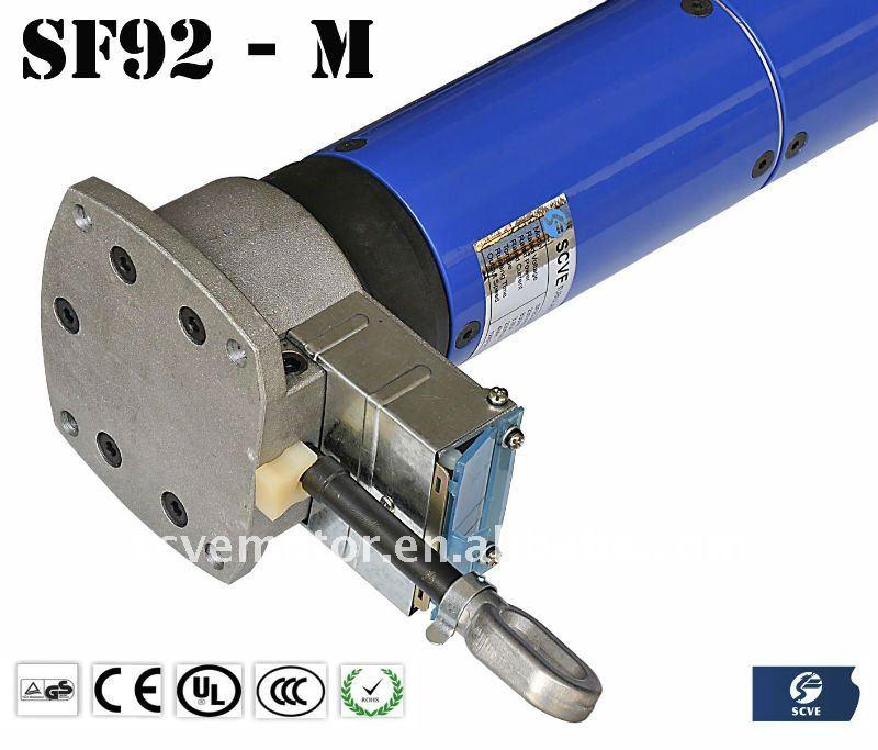 Sf92 Mm Tubular Motor For Roller Shutter And Nice Price