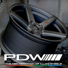 C-SPEC Deep Concave-PDW Dynamics Series-WHEELS FIVE spoke racing style wheels