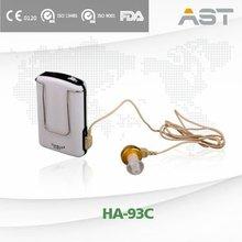 "Digital sound amplifier ear zoom hearing aid---""HA-93C/HA-93D"""