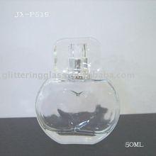 30ml heart shape Perfume bottles(JX-P519)
