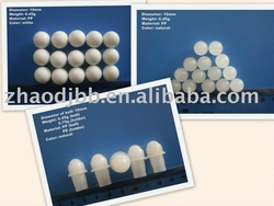 Plastic Roll On Ball And Holder