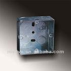 Surface Flush Metal Switch Mounting Box