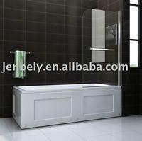 6mm glass thickness Shower Bath Screen