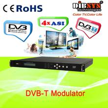 Newest DVB-T/H Modulator