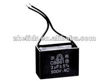 Fan Part - Motor Run Capacitor CBB61