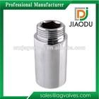 JD-1918 Extension Brass Nipple Connector / Brass Nipple Fitting