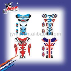 PVC material motorcycle tank pad