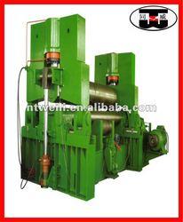 W11S-40X3000 plate rolling machine