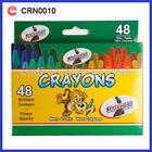 48COLOR BOX PACK WAX CRAYON