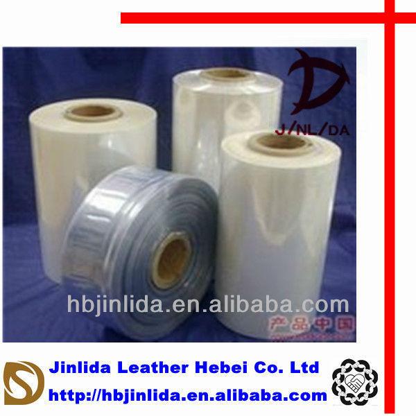 Soft Calendering transparent plastic film for bags