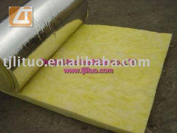 Heat insalution High-temperaturer glass wool blanket