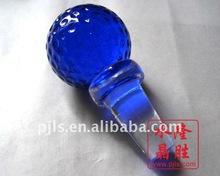 crystal stoppers crystal bottle blug wine cork