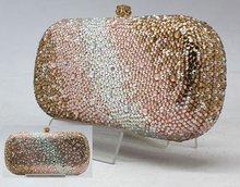 fashion crystal evening clutch bags