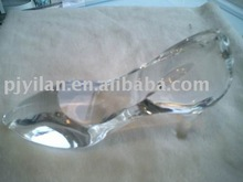 elegant shoes wedding favor crystal gift