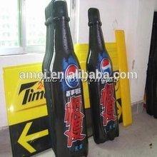 OEM large vacuum forming plastic outdoor advertising display shelf