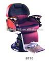 sillas de barbero cómodos y durables de muebles de salón de cuero de la venta caliente 8776 de 2014