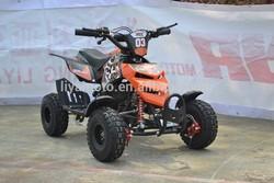 NEW 49CC MINI ATV MINI QUAD FOR KIDS ELECTRIC START & PULL START