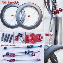2012 super light full carbon fiber mountain bike wheel set
